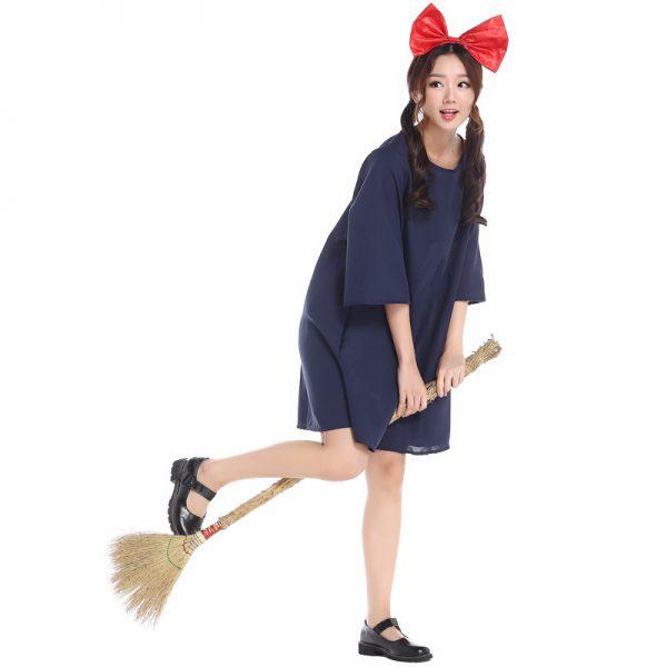 New Kiki's Delivery Service Kiki Cosplay Dress