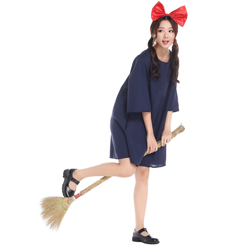 New Kiki's Delivery Service Kiki Cosplay Dress