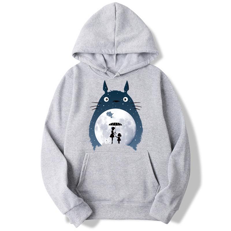 Totoro Funny Hoodie