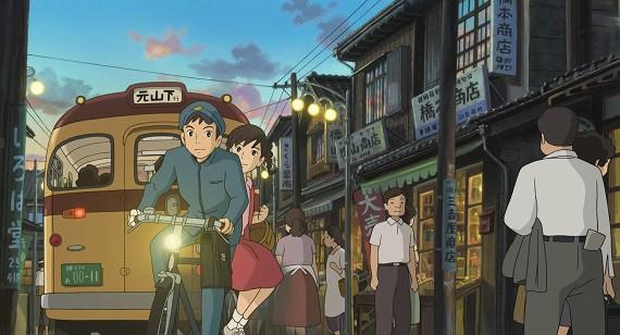 Romantic Love Stories Of Ghibli