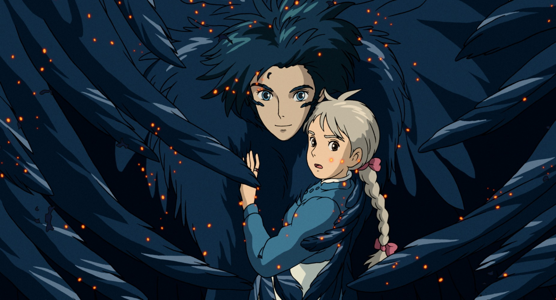 Howl's Moving Castle - Anime Honors Love, Dreams, Freedom and Happiness