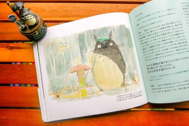 The Place Where Totoro Was Born Studio Ghibli My Neighbor Totoro Picture Book Japanese Anime Akemi Ota Hayao Miyazaki 341 Min