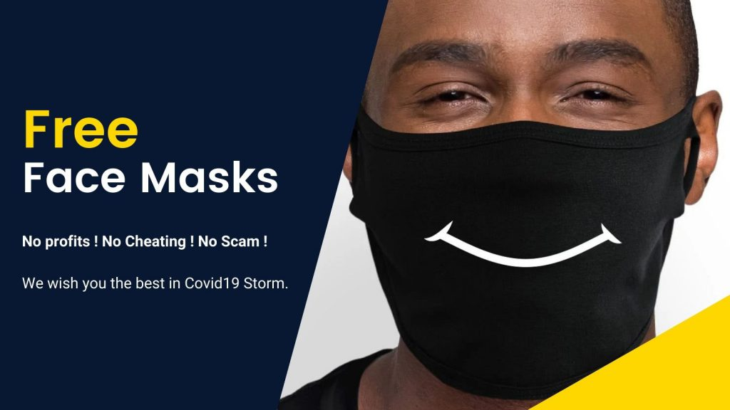 🎁 Avenge the Virus with a FREE Face mask