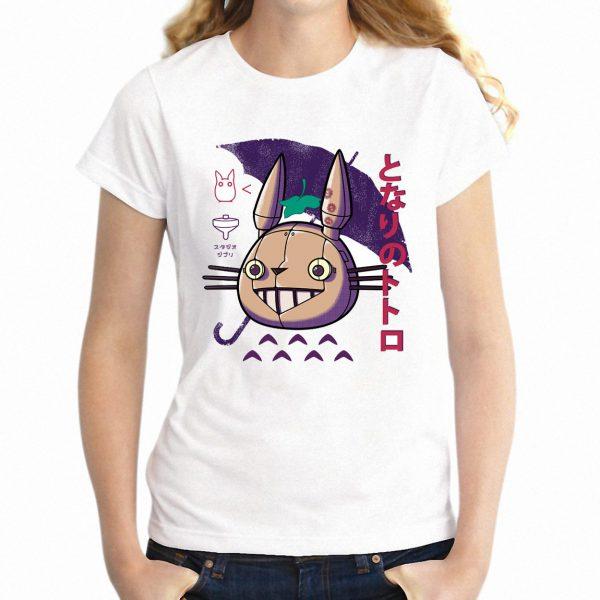 Adorable Totoro Cotton T-shirt