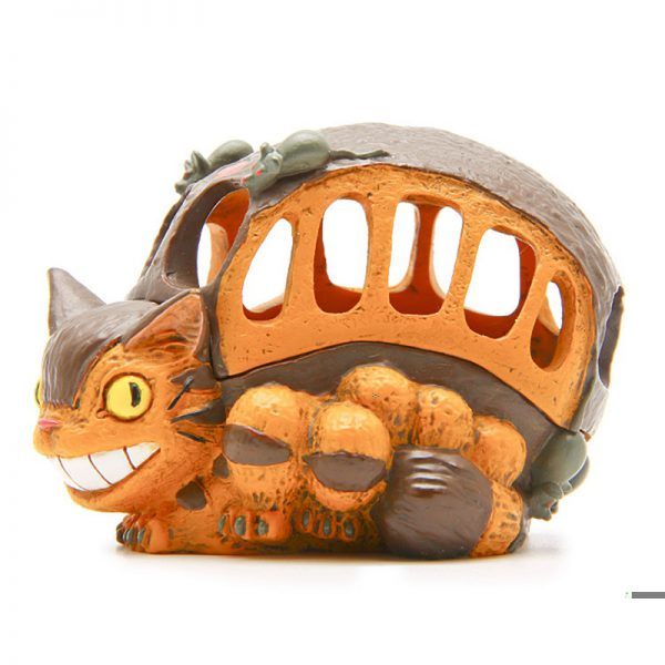 Cat Bus Figurines