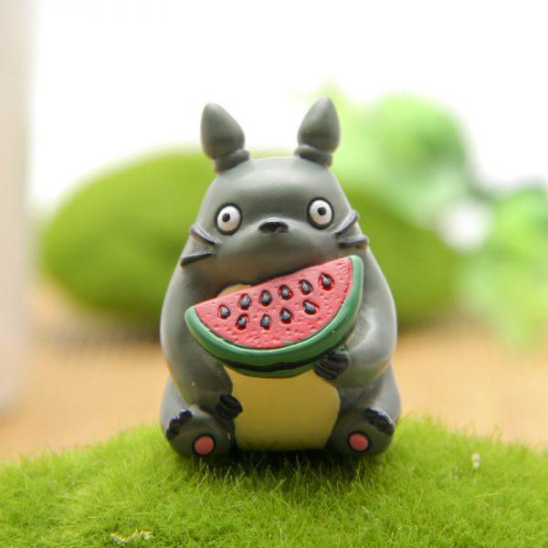 My Neighbor Totoro Eat Watermelon
