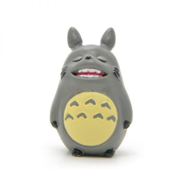 DIY 3.5cm Sleeping Totoro PVC