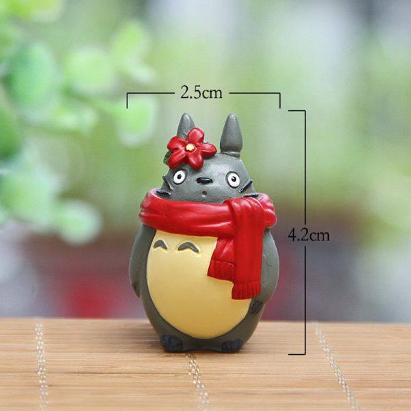 2pcs/lot DIY Lovers Christmas Totoro