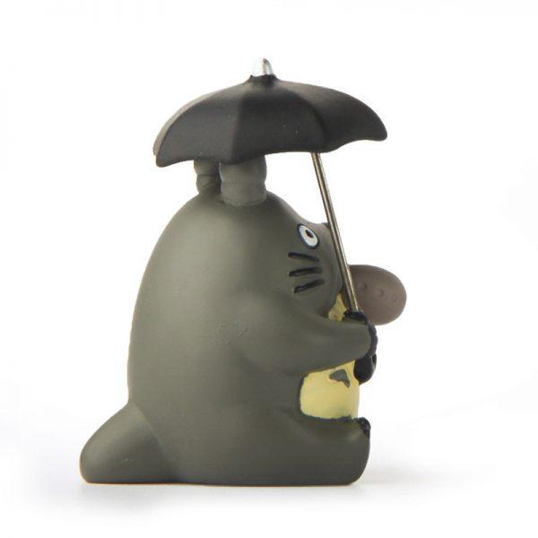 5.5cm Umbrella Totoro Figure Kids