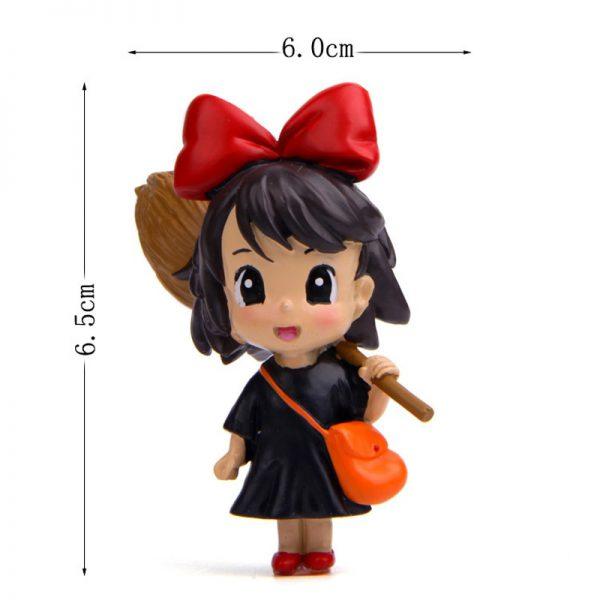 1pcs 6cm Kiki PVC