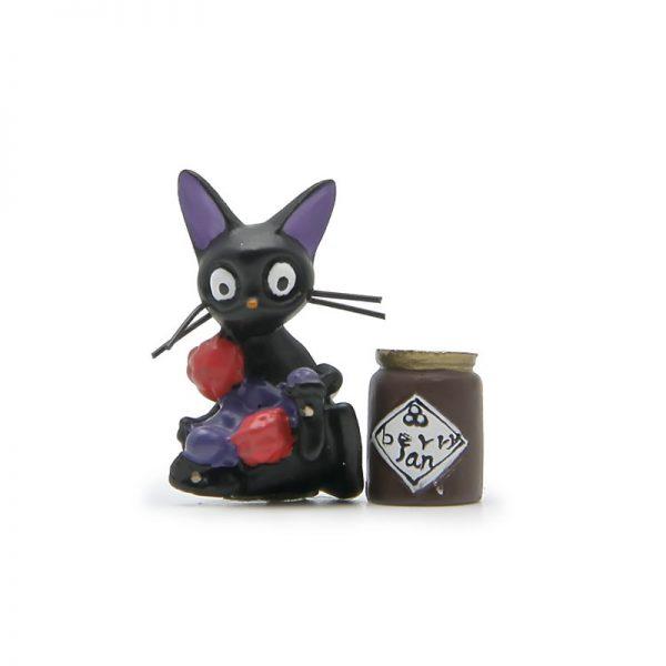 DIY Studio Ghibli JiJi Cat Wind Chime