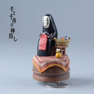 Spirited Away No Face Music Box