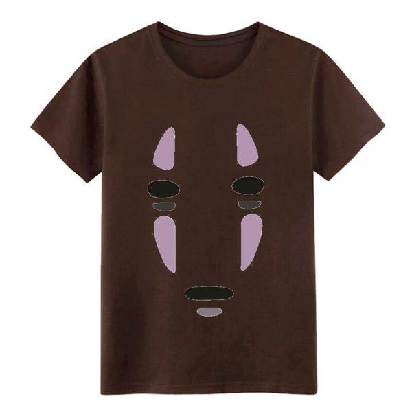 No Face Spirited Away Short Sleeve T-shirt