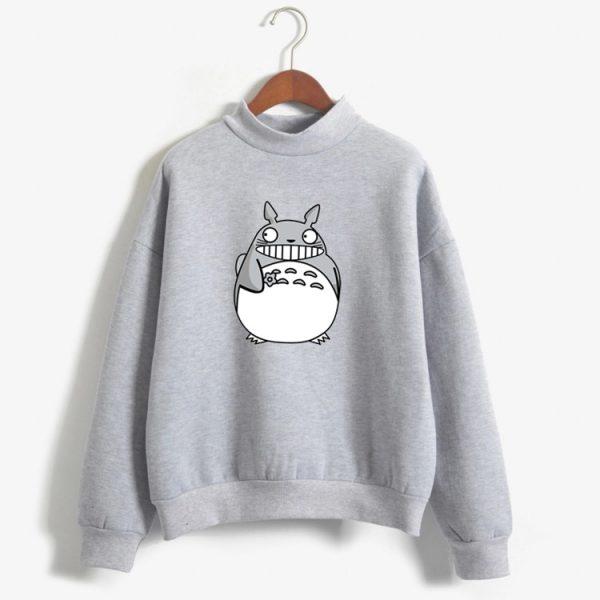 Lovely Cartoon Totoro Sweatshirt