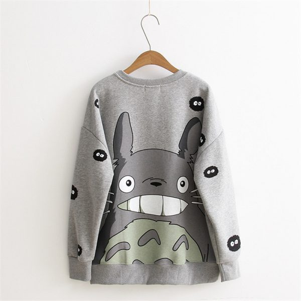 Cute 2021 Totoro Animal Sweatshirts