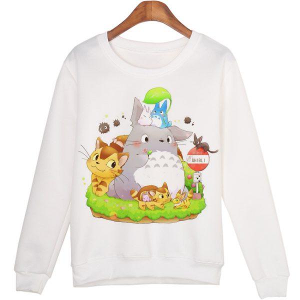 Totoro Friendship Sweatshirts 2021