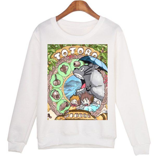 Anime Totoro Theme Sweatshirts