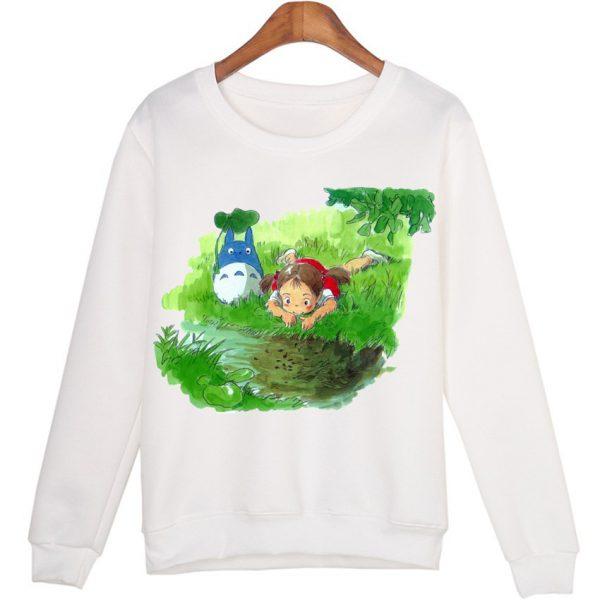 Totoro Blue + Mei Sweatshirts