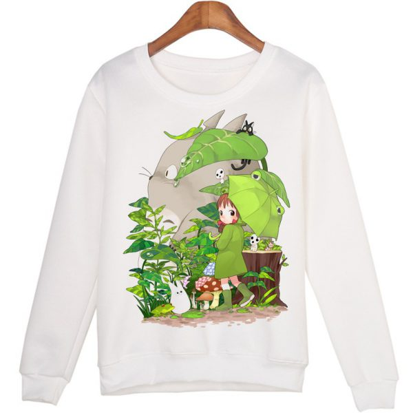 Totoro And Friends Sweatshirts
