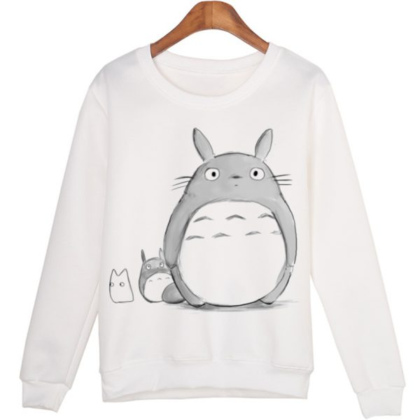 Adorable Totoro Sweatshirts