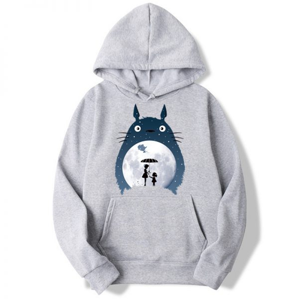 Totoro Funny Hoodie New Style 2021
