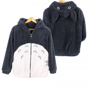 My Neighbor Totoro Hoodie Coat Cosplay