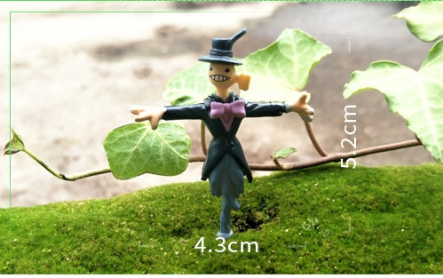 Mini Cute Harry's Moving Castle Scarecrow