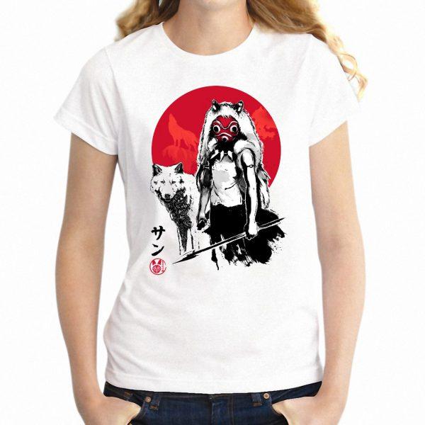 Sunrise Princess Mononoke Women's T-shirt