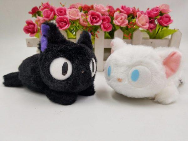 Couple JiJi Black + White Cat