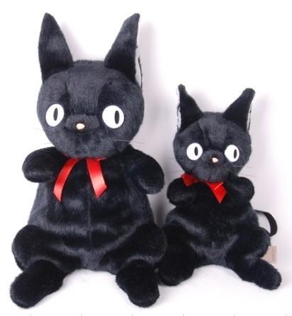 45-65cm Kikis Delivery Service Jiji Cat Plush