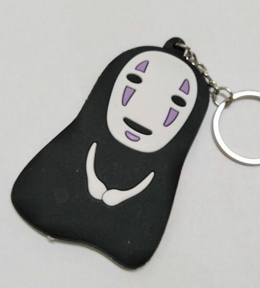 Spirited Away No Face Man Keychain