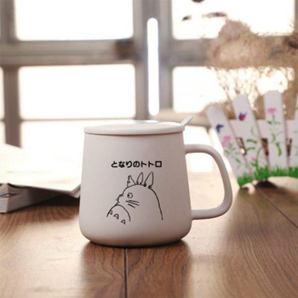 Totoro Lovers Couple Mugs