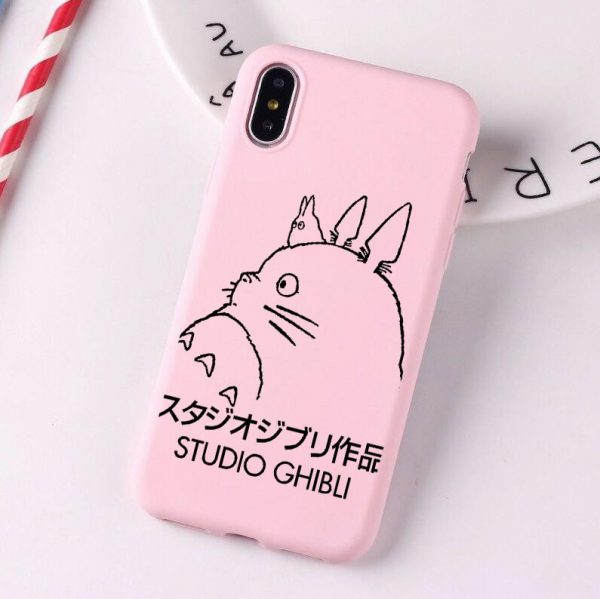 Totoro Phone Case So Cute