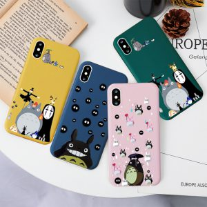 Japan Studio Ghibli Case for Phone 2021