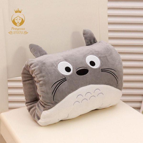 Totoro Hand Warmer Pillow