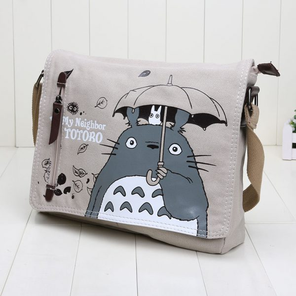 Anime Totoro Cross body Bag