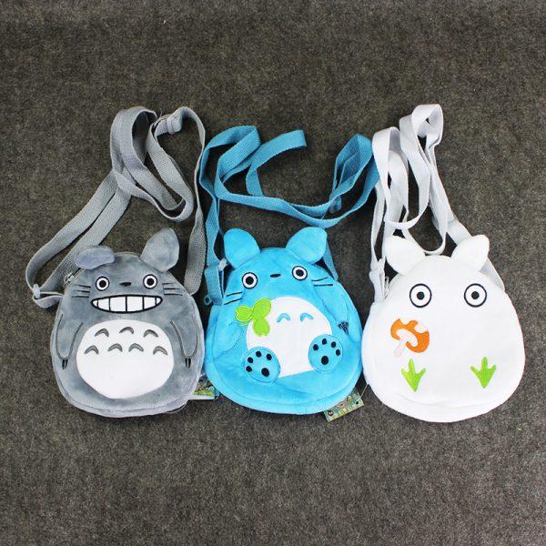 Super Cute Totoro Plush Kindergarten Bag