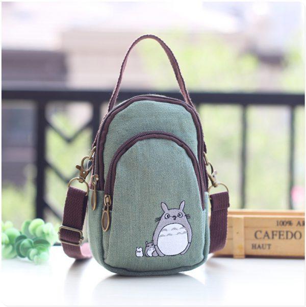 Cartoon Totoro Cute Crossbody Shoulder Bags