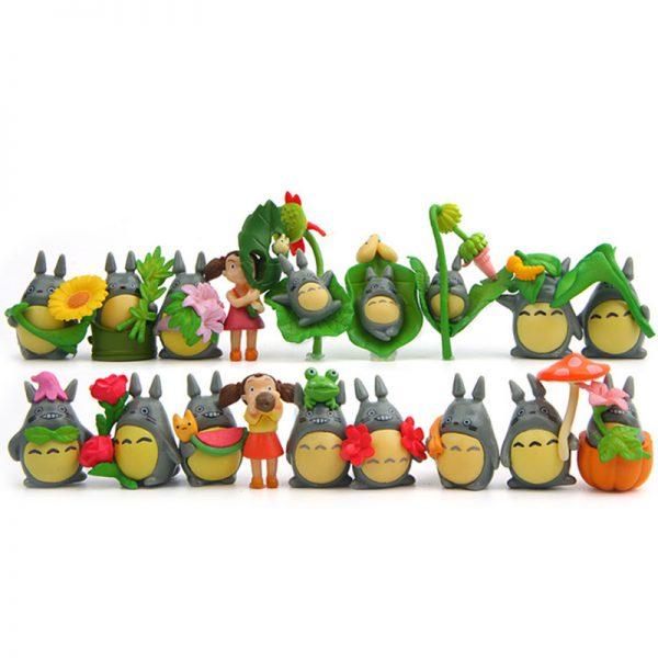 My Neighbor Totoro 18pcs/lot Figurines New 2021
