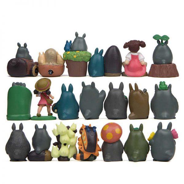 Japanese Anime Totoro Figure 20pcs/lot