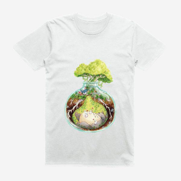 Ghibli Totoro Summer T-shirt
