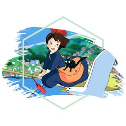 Kiki's Delivery Service Merchandise