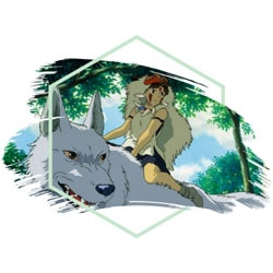 Princess Mononoke Merchandise