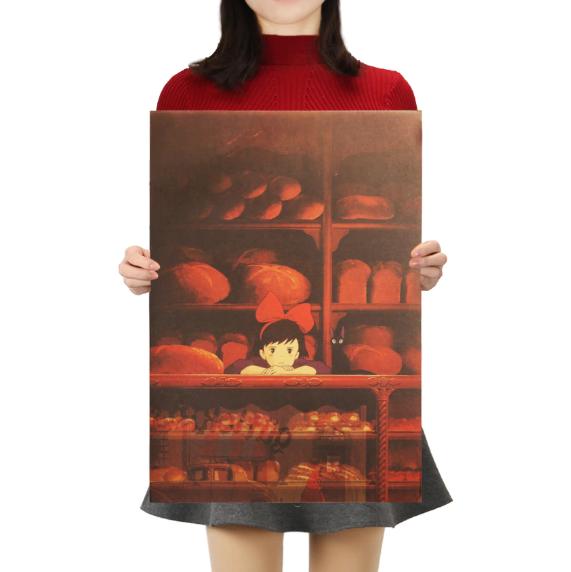 Adorable Kiki Poster
