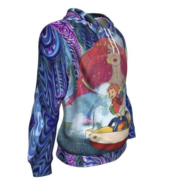 Magical Ponyo Hoodie