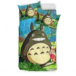 bedding-set-black-my-neighbor-totoro