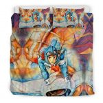 Bedding Set - Black - Nausicaa of the Valley of the Wind