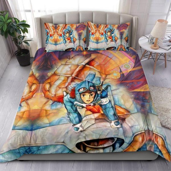 Nausicaa of the Valley of the Wind Bedding Set