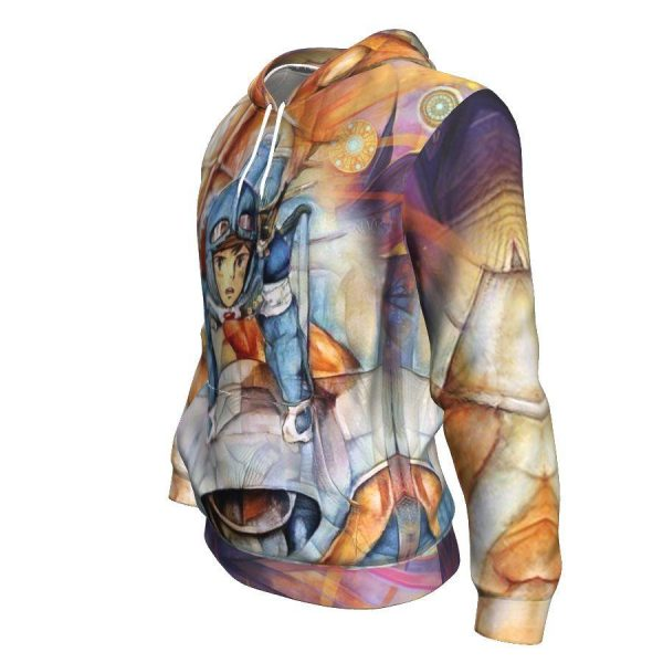 Nausicaa of the Valley of the Wind Hoodie