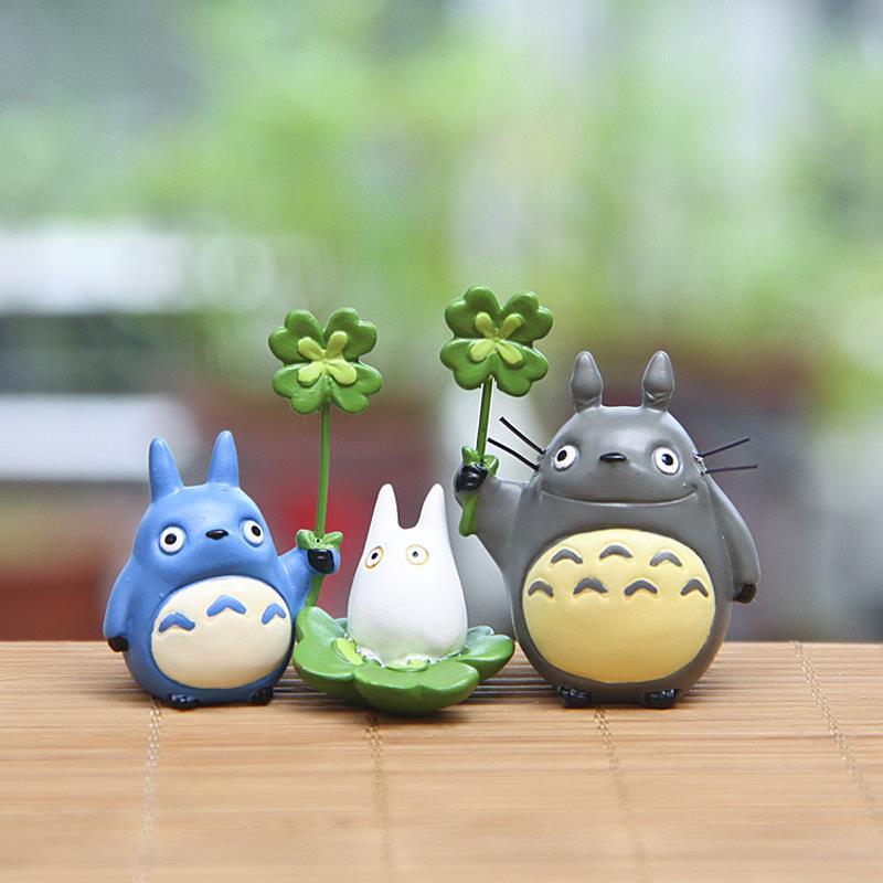 Studio Ghibli Toys DIY Four Leaf Clover